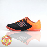 Sepatu Futsal Ardiles Ngolo - Hitam/Orange