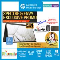 HP Spectre x360 14-ea0030TU i7-1165G7 2TB SSD 16GB Intel Xe 4K UHD W10