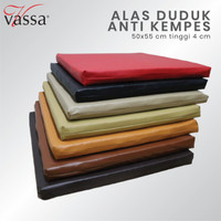 ALAS DUDUK / BANTAL MEDITASI /WATERPROOF/ 55x50x4 CM