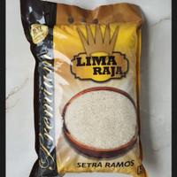 beras premium Lima Raja 5kg