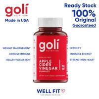 Official GOLI ACV (Apple Cider Vinegar) Gummy