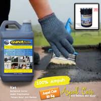 Aspal Cair 20 KG Waterproofing Anti Bocor Dak Beton Atap Lantai