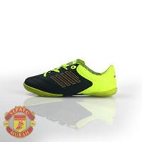 Sepatu Futsal Ardiles Ngolo - Hitam/Hijau Citron