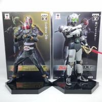DXF Kamen Rider Black Shadowmoon Masked Rider Showa Banpresto BIB