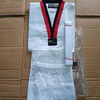 Baju Taekwondo Kwon Full Set Lengkap