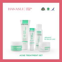 Rangkaian Hanasui Acne Treatment Series