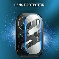 Tempered Glass Camera Xiaomi Poco F3 Anti Gores Lens Kamera Bening 9H