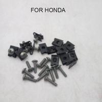 Baut Kleman Baud Klip Bodi Motor Honda Scoopy Beat Vario Spacy DLL