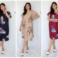 Baju Tidur Wanita Daster Bali Bahan Katun Rayon Adem / Dress Bali