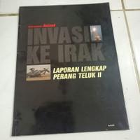majalah edisi koleksi angkasa laporan lengkap perang teluk 2
