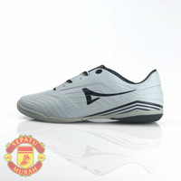 Sepatu Futsal Ardiles Ligne - Abu-abu/Hitam