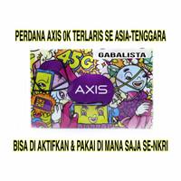 Kartu Perdana Axis 0k Sp Reguler