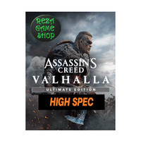 ASSASSINS CREED VALHALLA ULTIMATE EDITION | DVD GAME | GAME PC GAMING