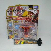 Bakugan Battle Planet 014 DX Dragonoid Takara Tomy