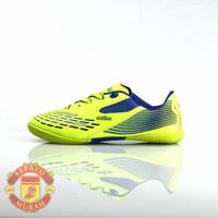 Sepatu Futsal Ardiles Diao - Hijau Citron/Biru Royal - 30