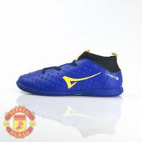 Sepatu Futsal Ardiles Lithium - Biru Royal/Kuning