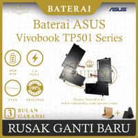 BATERAI LAPTOP ASUS Vivobook Flip TP501UB TP501UA C21N1518 ORIGINAL