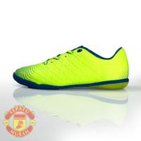 Sepatu Futsal Ardiles Cumcurum - Hijau Citron/Biru Sky