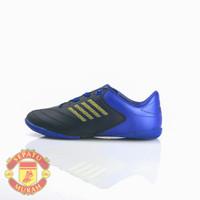 Sepatu Futsal Ardiles Ngolo - Hitam/Biru Royal
