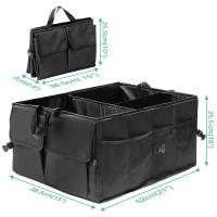 Rak Bagasi Mobil / Car Organizer / Car Luggage / Tas Bagasi Mobil