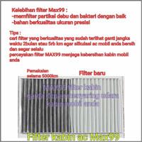FILTER AC / FILTER KABIN SARINGAN DATSUN GO PANCA / GO PLUS / GO CROSS