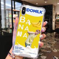 Case BTS Indomilk BANANA UYU Asus Huawei iPhone Lenovo Samsung Vivo - JUNGKOOK