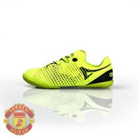 Sepatu Futsal Ardiles Mission - Hijau Citron/Hitam - 30
