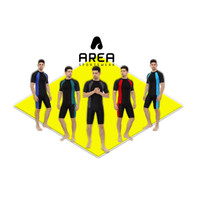 baju renang diving dewasa pria wanita unisex terusan