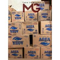 Aqua Gelas 220ml (1 dus 48 cup)