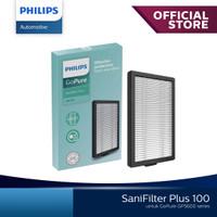 Philips SaniFilter Plus 100 Filter Untuk Pembersih Udara Mobil SNF100X