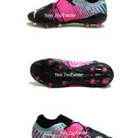 sepatu bola puma future z pink