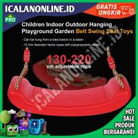 Ayunan Rantai Tali Tambang Mainan Anak Indoor Outdoor