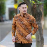 Batik Pria Premium Slimfit 021 - M