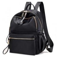 Tas Ransel Wanita Backpack Wanita Keiko - Hitam