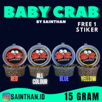 Baby Crab For Fish