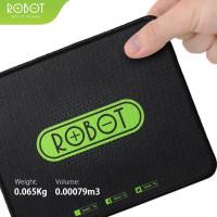 Mouse pad Gaming ROBOT RP01 Mousepad Anti-skid e-Sports Series - Hitam