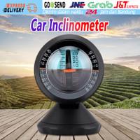 Alat Ukur Kemiringan Mobil Angle Slope Gradient Meter Inclinometer