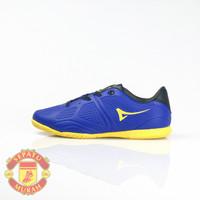 Sepatu Futsal Ardiles Volare - Biru Royal/Kuning - 34