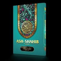Al Quran Ash Shahib A4 Terjemah Mushaf Rasm Utsmani Hilal Media