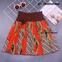 Rok Batik Anak uk 3-4 Tahun / Baju Anak Perempuan Cewek Murah