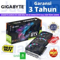 Gigabyte GeForce RTX 3060 AORUS ELITE 12GB DDR6 192BIT RTX3060