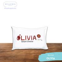 Olivia Bantal Tidur Silikon Soft Lembut Membuat Tidur Lebih Nyaman