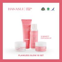 Rangkaian Hanasui Flawless Glow 10