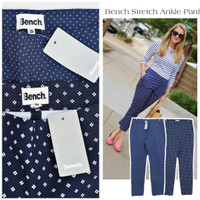 RM937 BENCH Stretch Ankle Pant