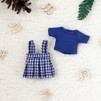 Nendoroid doll outfit / nendoroid baju / Nendoroid stelan rok