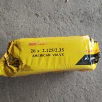 Ban Dalam Sepeda 26 x 2.125 / 2.35 ; 26x2.125/2.35 Swallow MTB AV