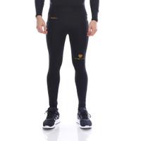 Baselayer RashGuard Compression Tiento Long Pants Black Gold Original