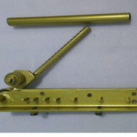 Alat Tekuk Besi Behel/Begel 12mm Free Pipa/Tuas Sambungan
