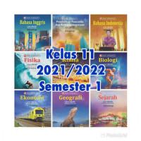 Buku PR/ LKS kelas 11 semester 1, Intan Pariwara