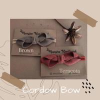 Headband Baby Nylon USA/ Bandana Bayi / courdo bow